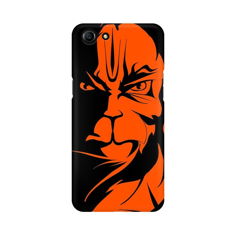 Angry Hanuman Oppo A83 Mobile Cover Case