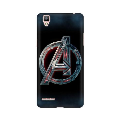 Avengers Oppo F1 Mobile Cover Case