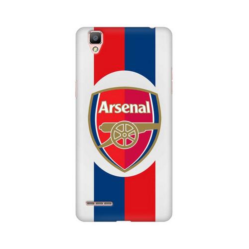 Arsenal Oppo F1 Mobile Cover Case