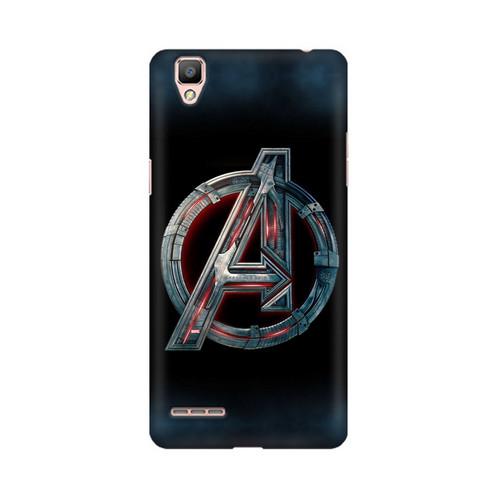 Avengers Oppo F1 Plus Mobile Cover Case