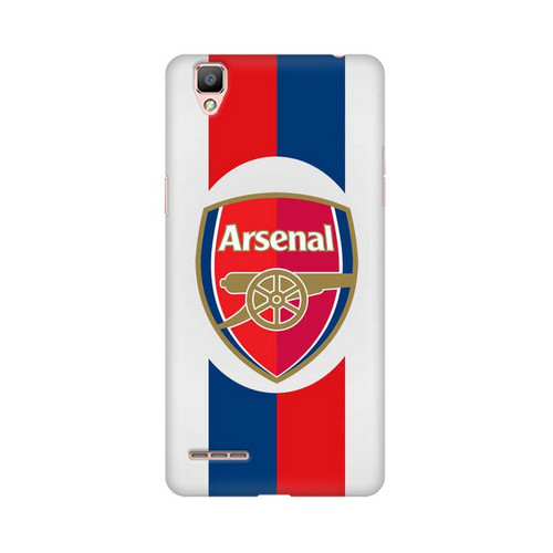 Arsenal Oppo F1 Plus Mobile Cover Case