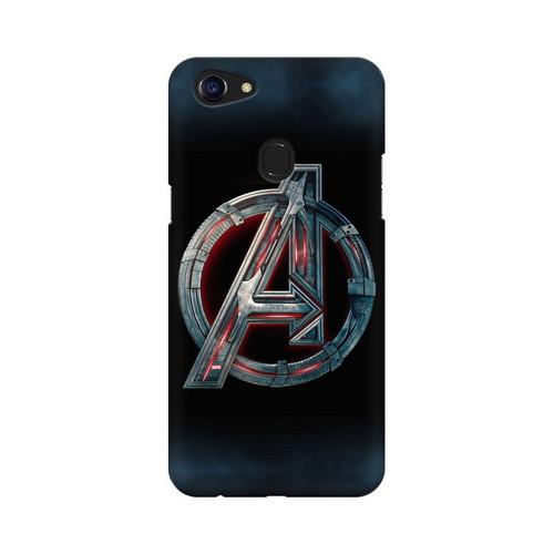 Avengers Oppo F5 Mobile Cover Case
