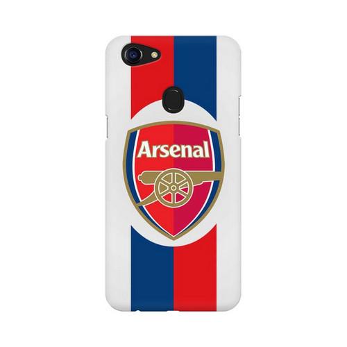 Arsenal Oppo F5 Mobile Cover Case