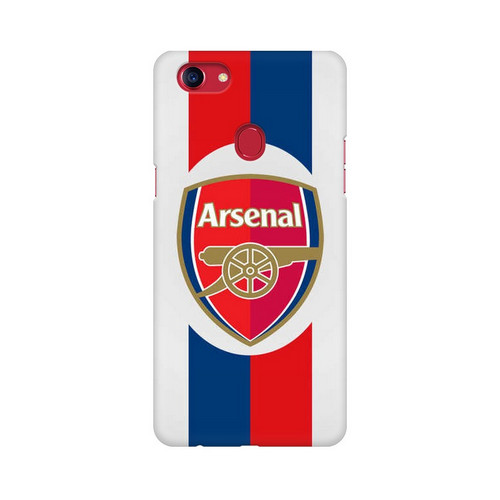 Arsenal Oppo F7 Mobile Cover Case
