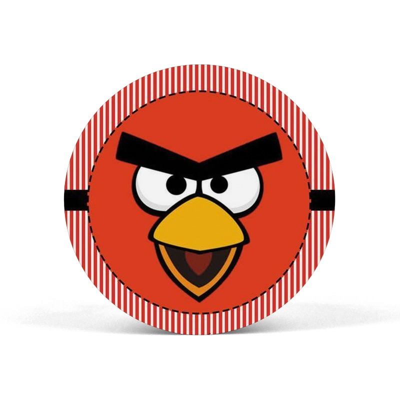 Angry Bird Pop Socket Grip Mobile Holder