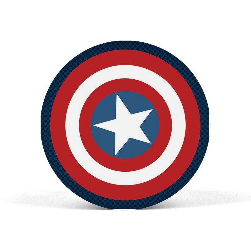 Captain America Pop Socket Grip Mobile Holder