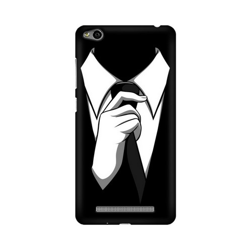 Anonymous Tie Xiaomi Redmi 3S Mobile Cover Case
