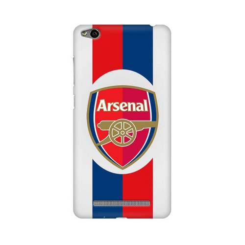 Arsenal Xiaomi Redmi 3S Mobile Cover Case