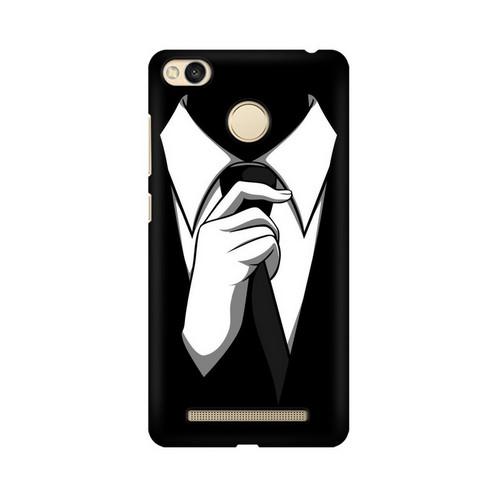 Anonymous Tie Xiaomi Redmi 3S Prime Mobile Cover Case
