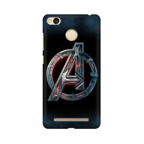 Avengers Xiaomi Redmi 3S Prime Mobile Cover Case