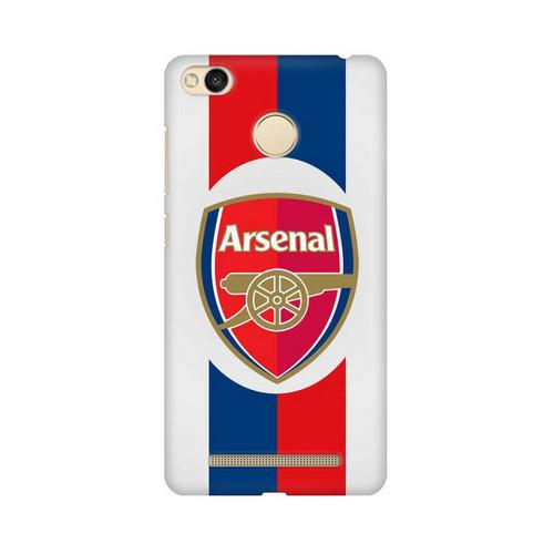 Arsenal Xiaomi Redmi 3S Prime Mobile Cover Case