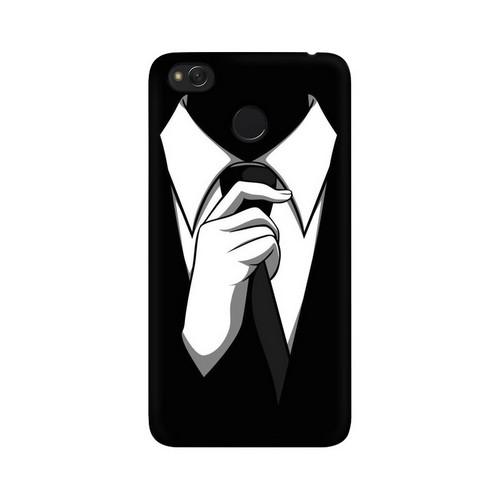 Anonymous Tie Xiaomi Redmi 4 Mobile Cover Case