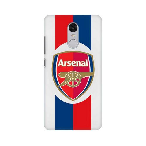 Arsenal Xiaomi Redmi Note 4 Mobile Cover Case