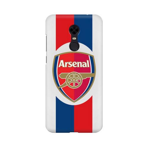 Arsenal Xiaomi Redmi Note 5 Mobile Cover Case