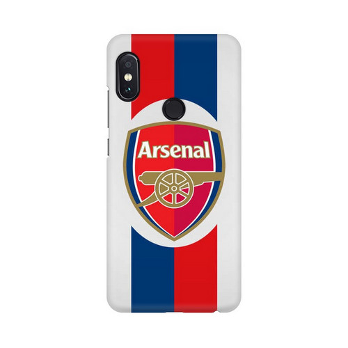 Arsenal Xiaomi Redmi Note 5 Pro Mobile Cover Case