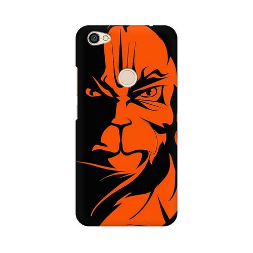 Angry Hanuman Xiaomi Redmi Y1 Mobile Cover Case