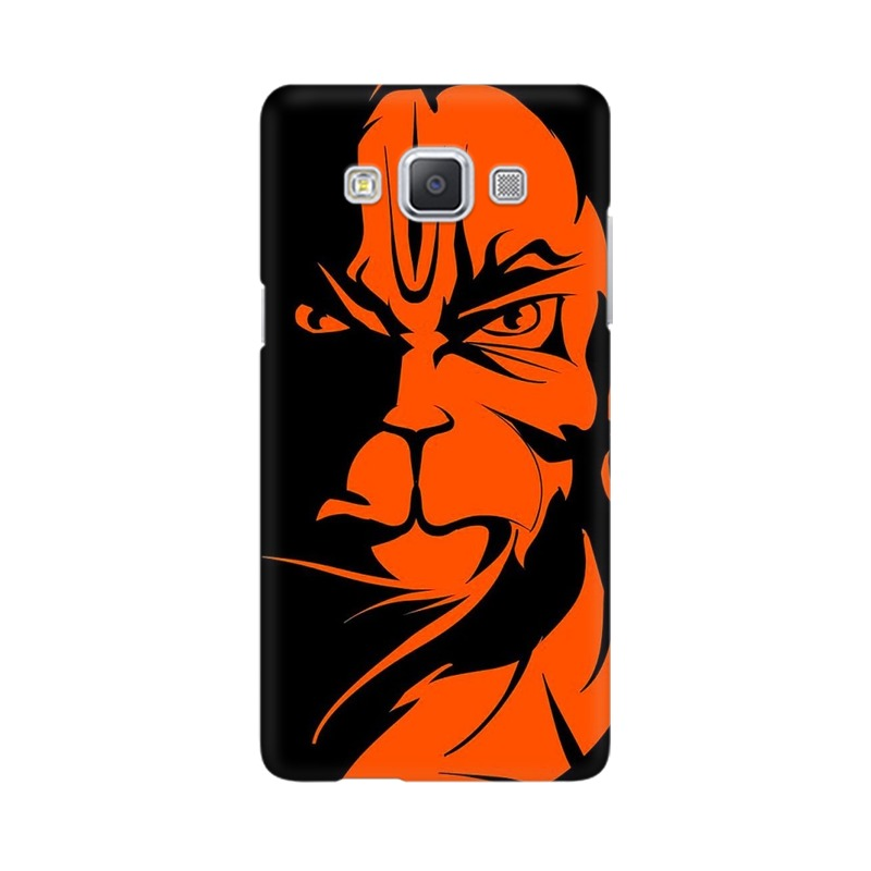 Angry Hanuman Samsung Galaxy A5 Mobile Cover Case