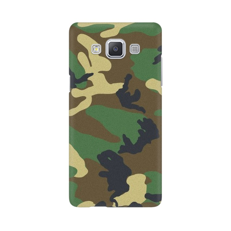 Army Texture Samsung Galaxy A5 Mobile Cover Case