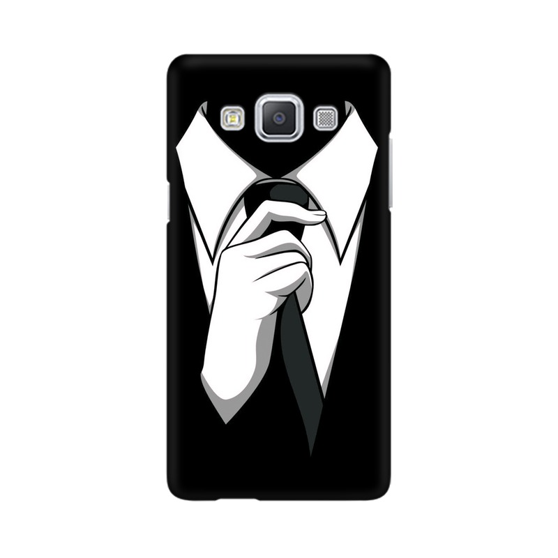 Anonymous Tie Samsung Galaxy A5 Mobile Cover Case