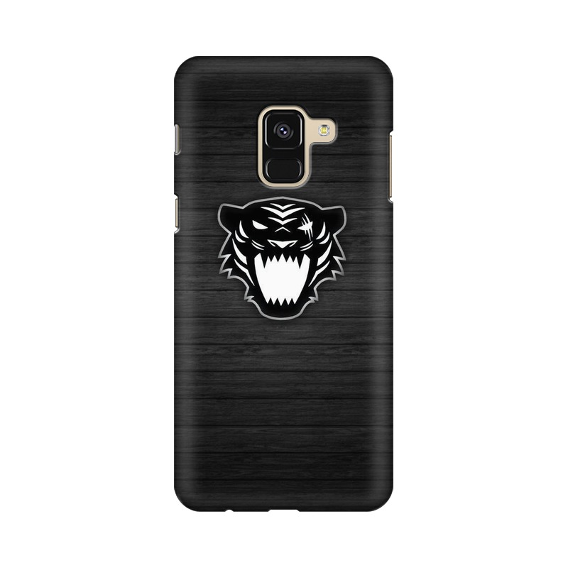 Black Panther Samsung Galaxy A8 Plus Mobile Cover Case