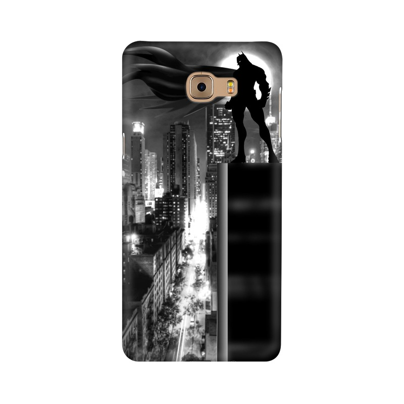 Batman Dark Knight Samsung Galaxy C9 Pro Mobile Cover Case