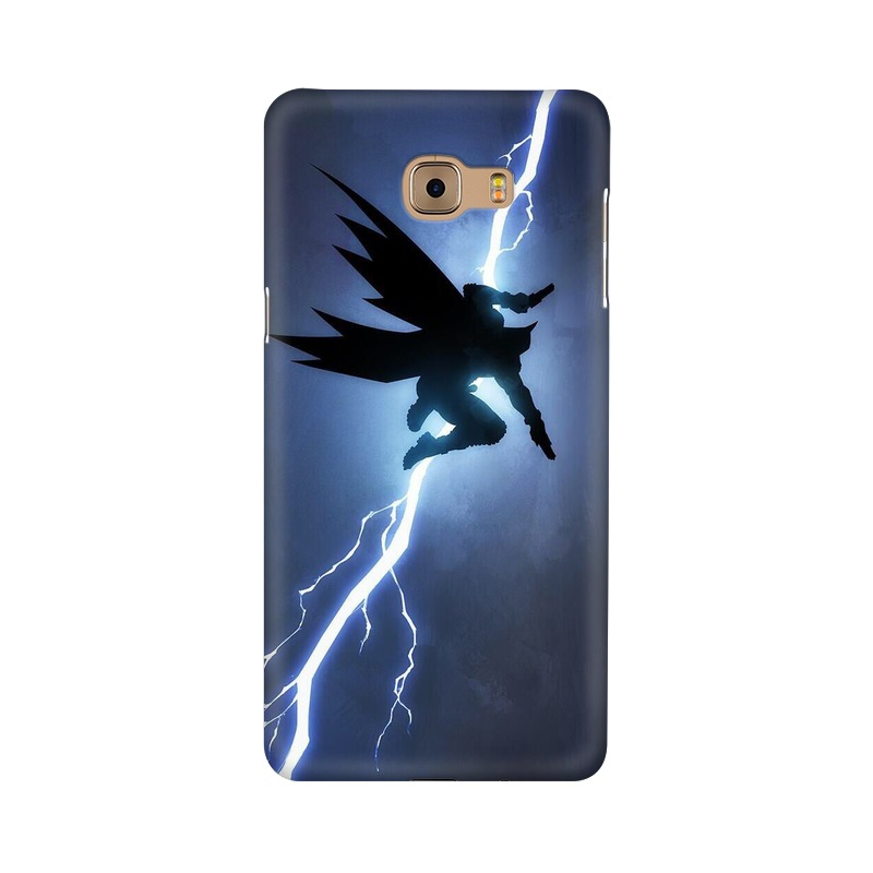 Batman Thunder Samsung Galaxy C9 Pro Mobile Cover Case