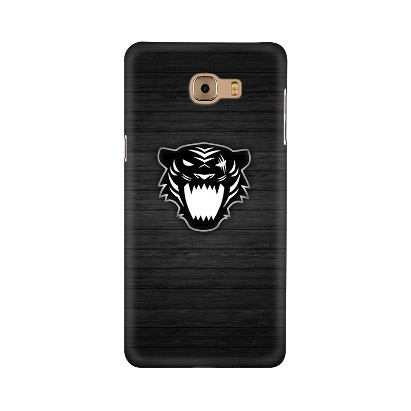 Black Panther Samsung Galaxy C9 Pro Mobile Cover Case