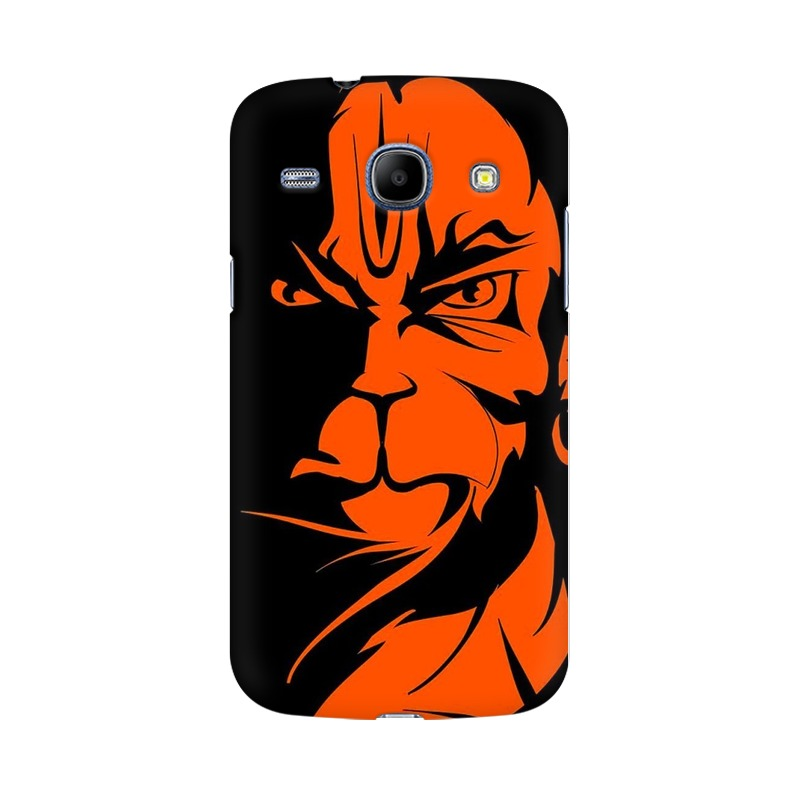 Angry Hanuman Samsung Galaxy Grand Duos Mobile Cover Case