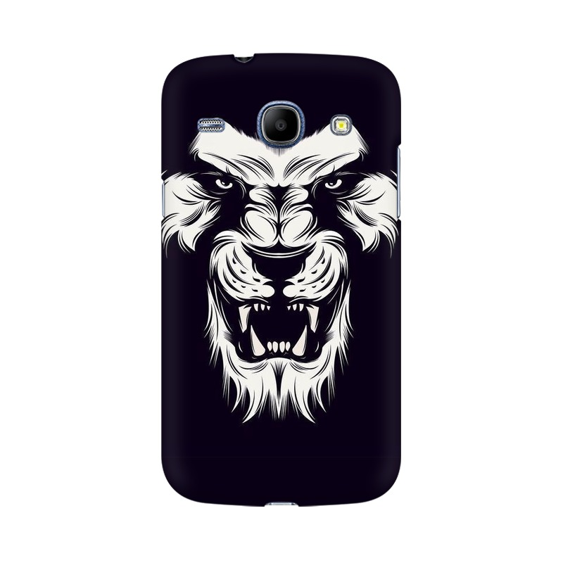 Angry Wolf Samsung Galaxy Grand Duos Mobile Cover Case