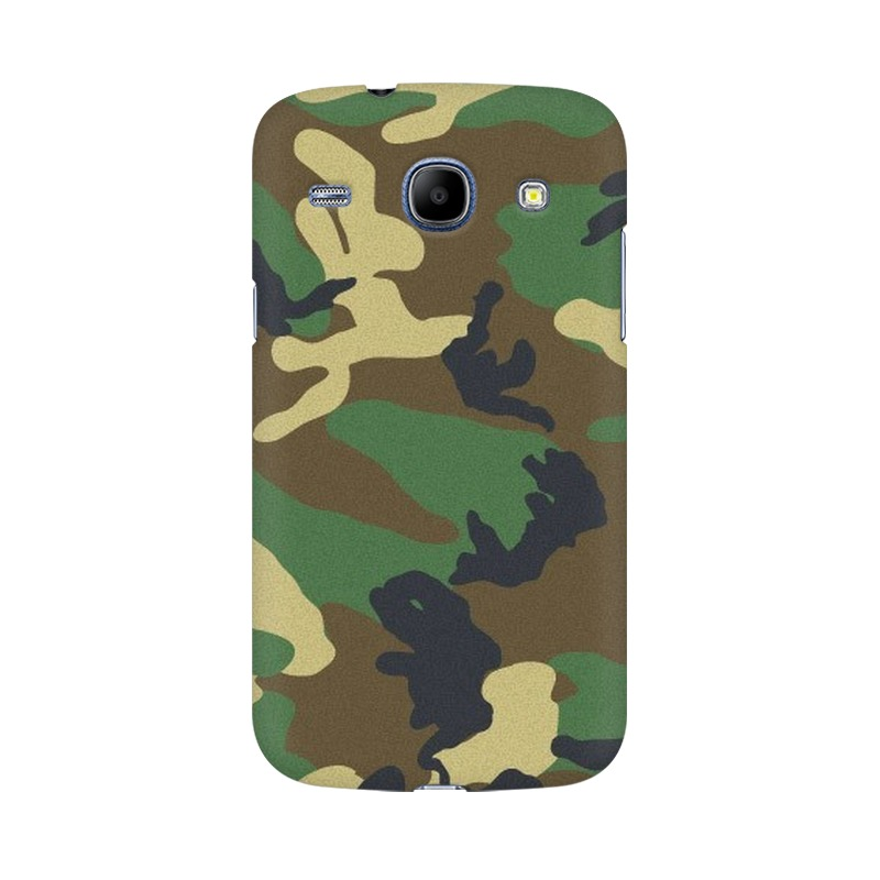 Army Texture Samsung Galaxy Grand Duos Mobile Cover Case
