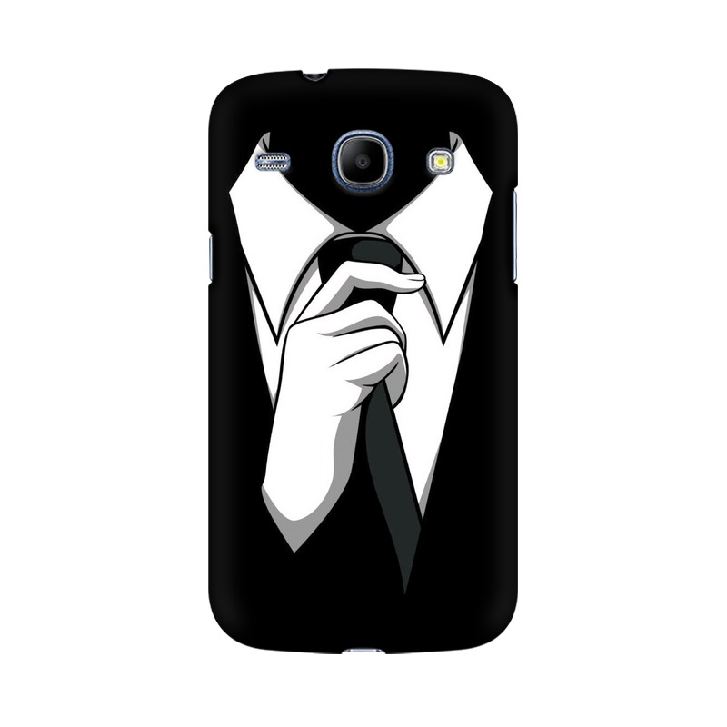 Anonymous Tie Samsung Galaxy Grand Duos Mobile Cover Case