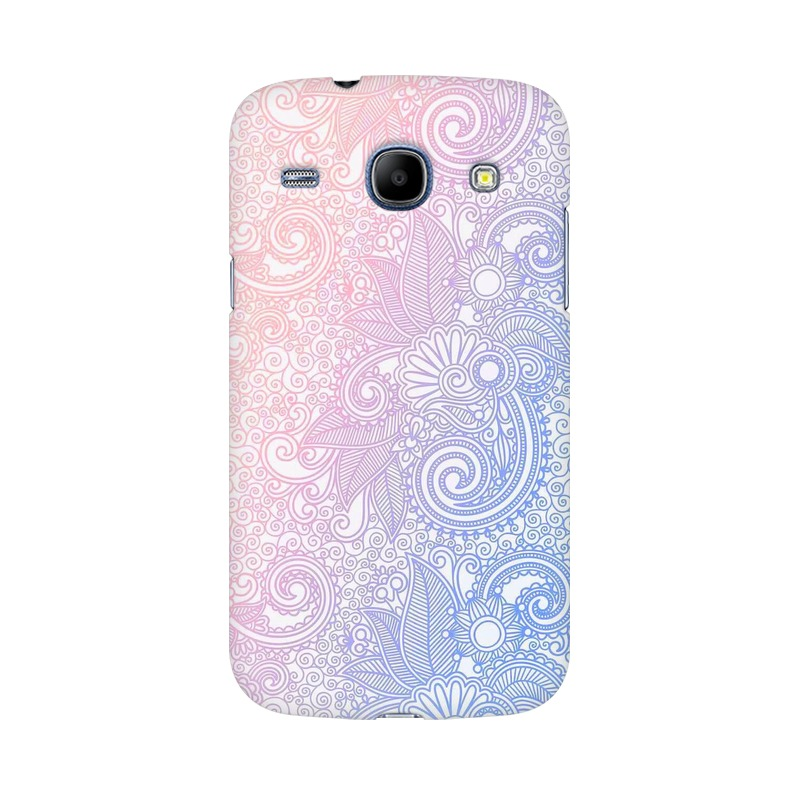 Beautiful rangoli Samsung Galaxy Grand Duos Mobile Cover Case