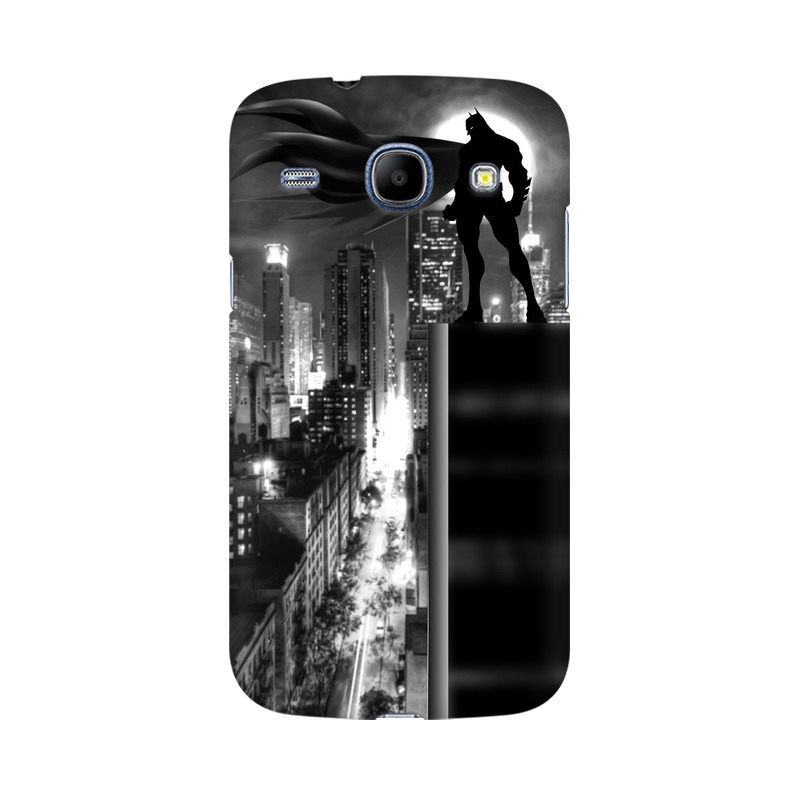 Batman Dark Knight Samsung Galaxy Grand Duos Mobile Cover Case