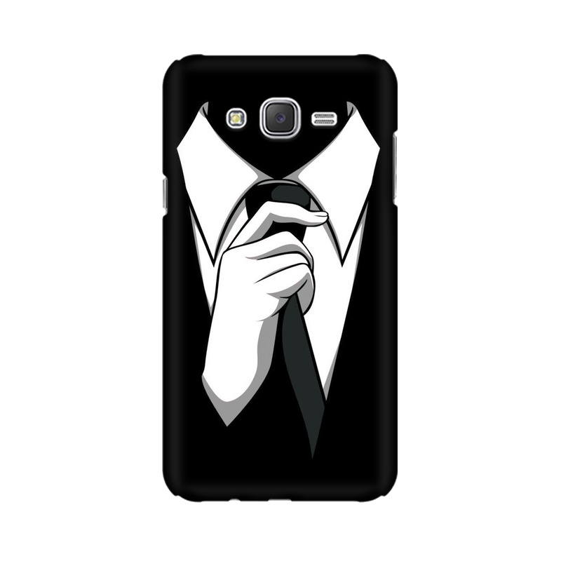 Anonymous Tie Samsung Galaxy J2 (2016) Mobile Cover Case
