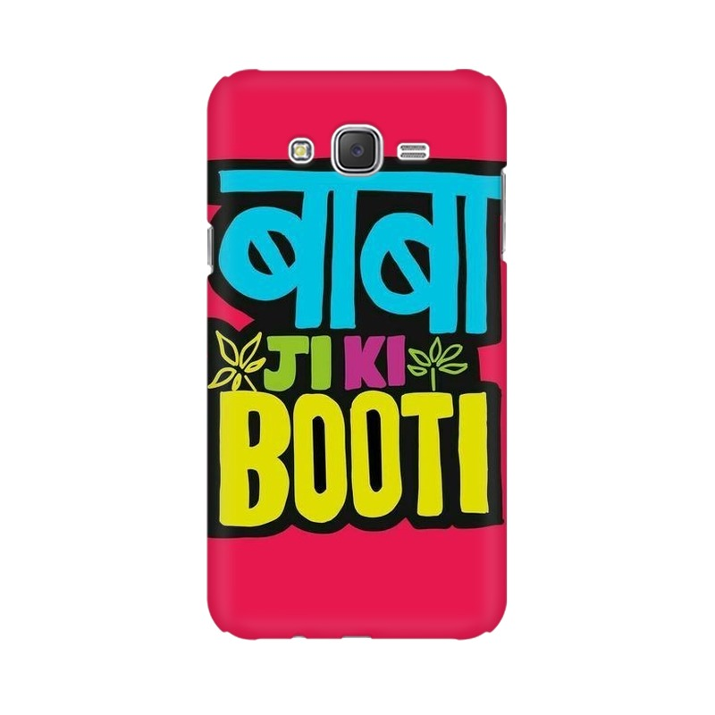 Baba ji ki Booti Samsung Galaxy J2 (2017) Mobile Cover Case