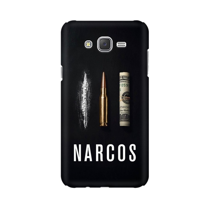 Bullet Money Narcos Samsung Galaxy J2 (2017) Mobile Cover Case