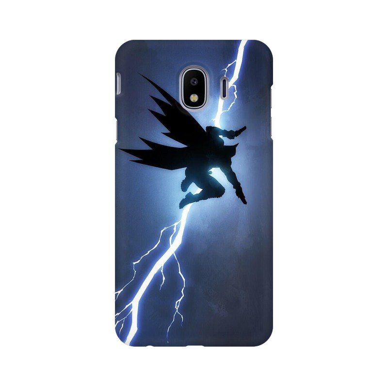 Batman Thunder Samsung Galaxy J4 Mobile Cover Case