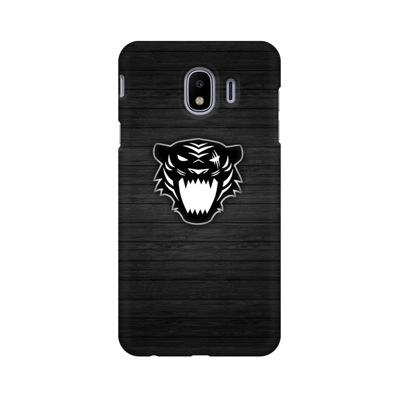 Black Panther Samsung Galaxy J4 Mobile Cover Case