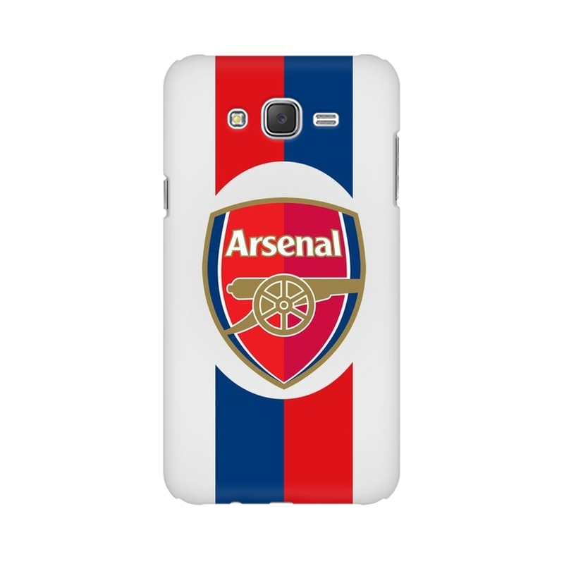Arsenal Samsung Galaxy J5 (2016) Mobile Cover Case