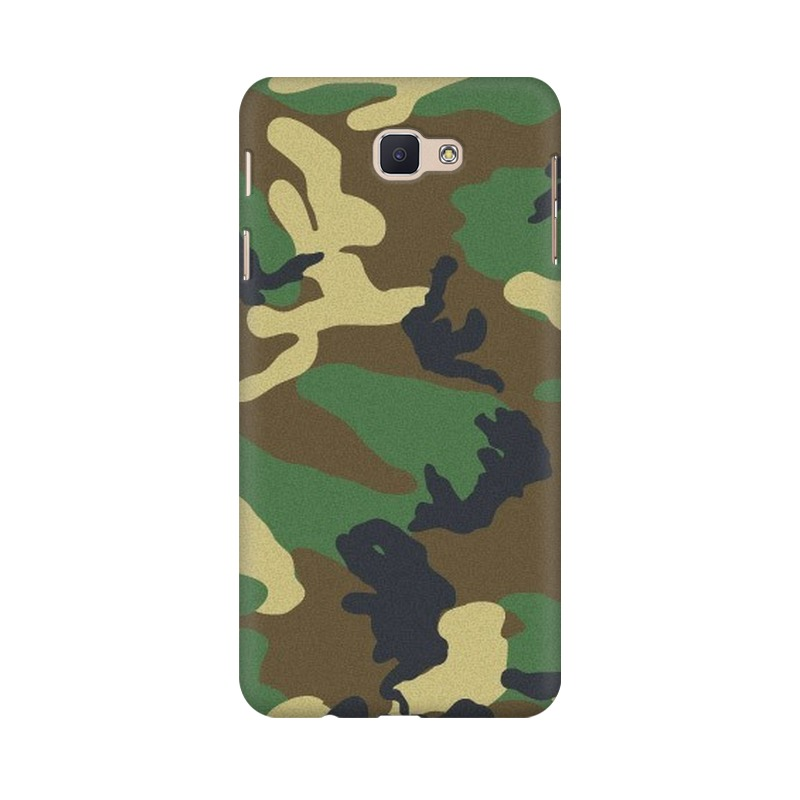 Army Texture Samsung Galaxy J5 Prime Mobile Cover Case