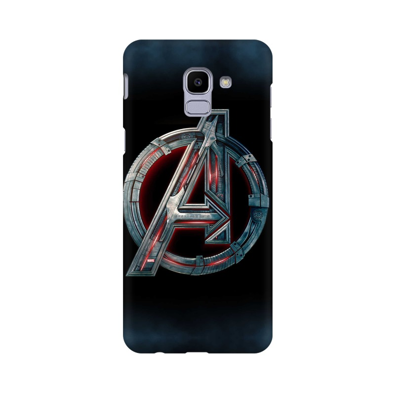 Avengers Samsung Galaxy J6 Mobile Cover Case