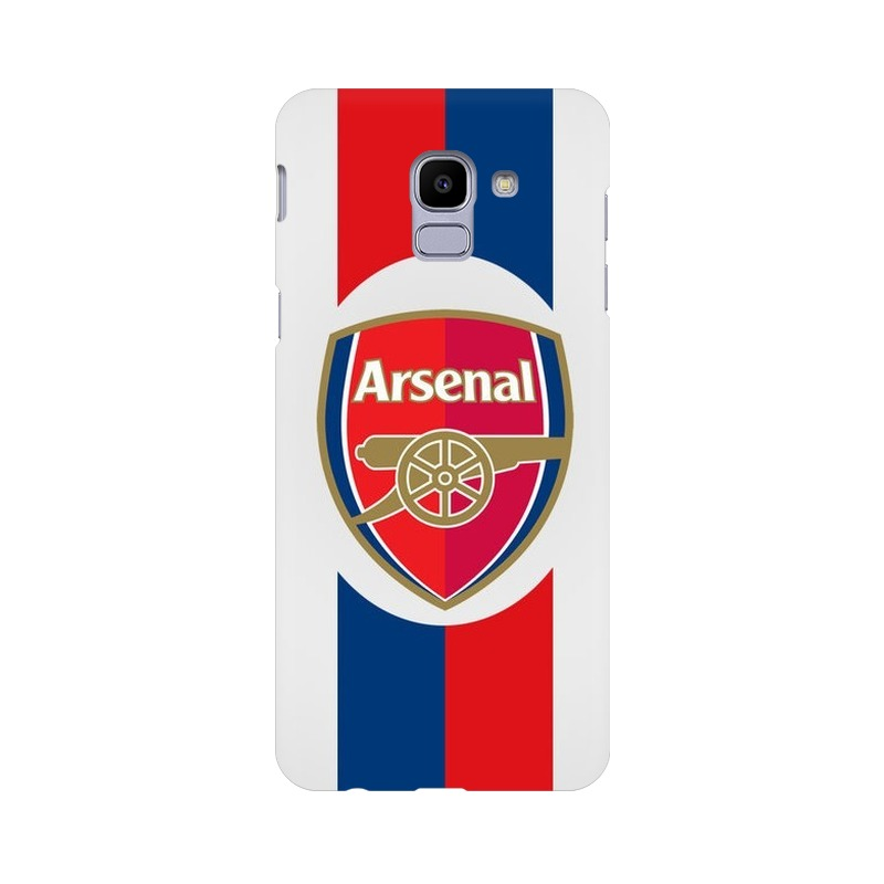 Arsenal Samsung Galaxy J6 Mobile Cover Case