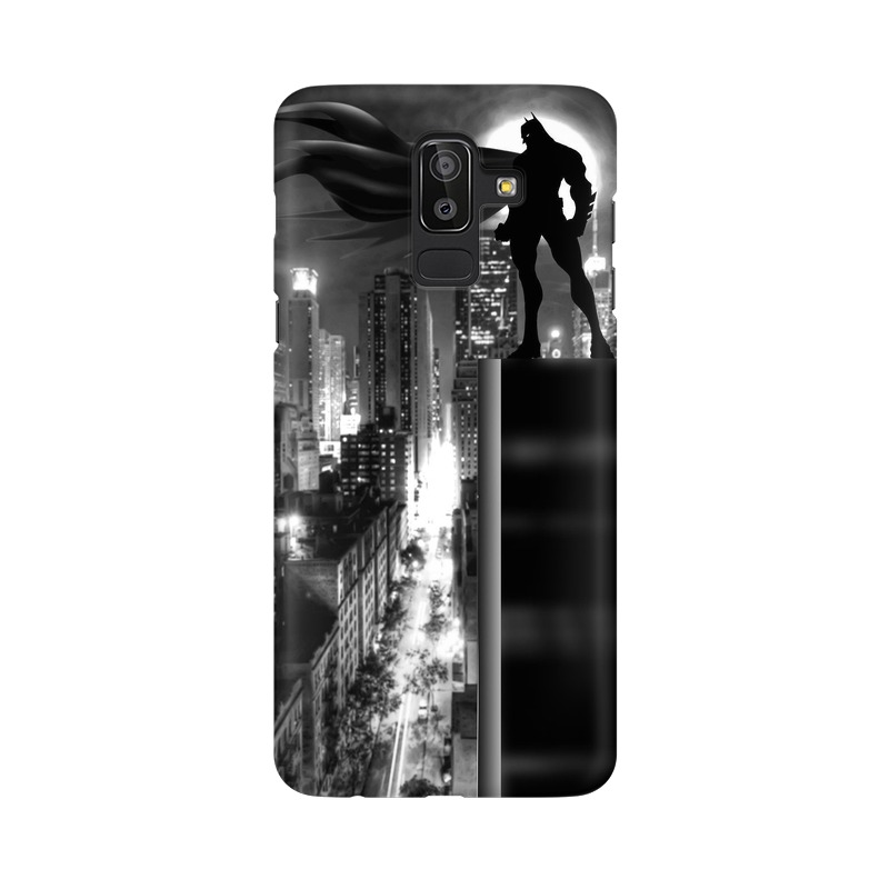 Batman Dark Knight Samsung Galaxy J8 Mobile Cover Case