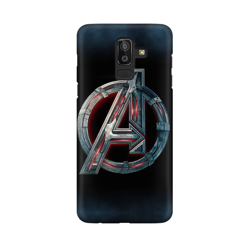 Avengers Samsung Galaxy J8 Mobile Cover Case