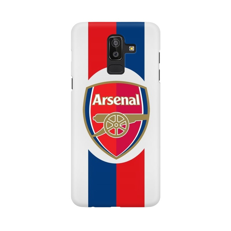 Arsenal Samsung Galaxy J8 Mobile Cover Case