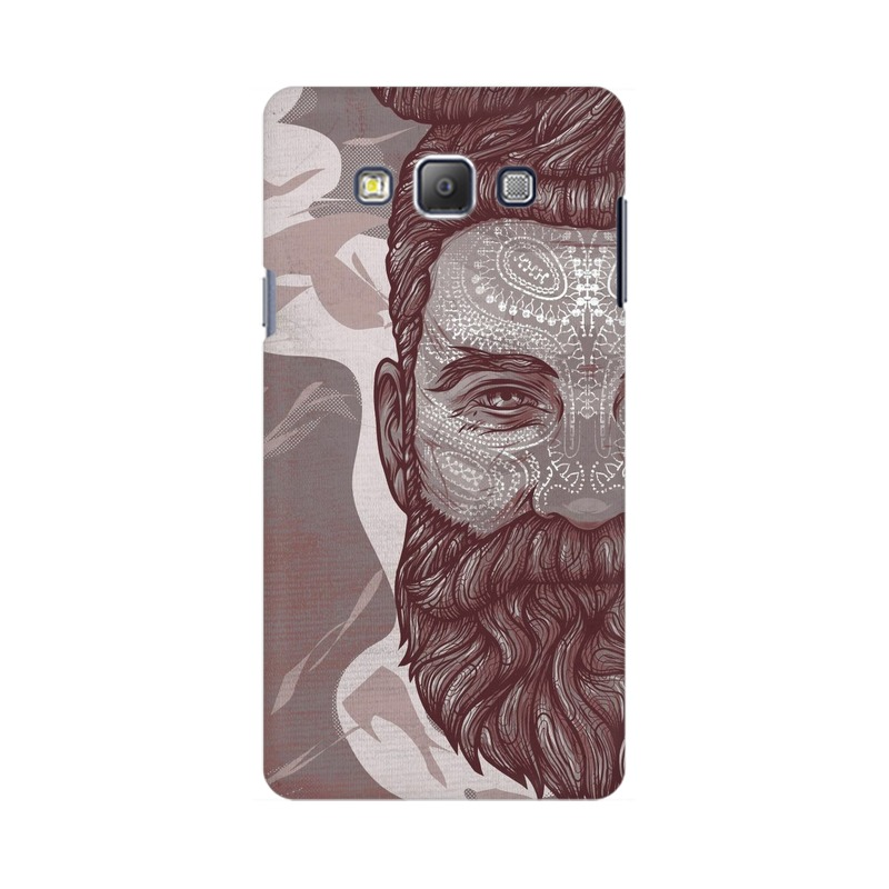 Beardo Man Samsung Galaxy On5 pro Mobile Cover Case