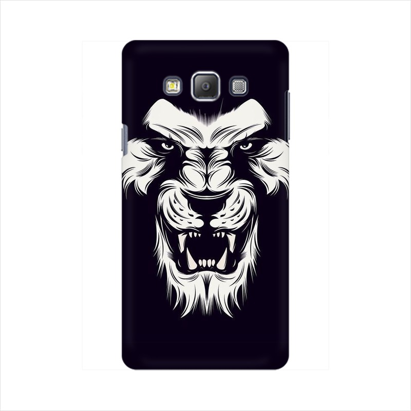 Angry Wolf Samsung Galaxy On5 pro Mobile Cover Case