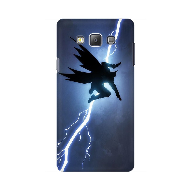 Batman Thunder Samsung Galaxy On5 Pro Mobile Cover Case