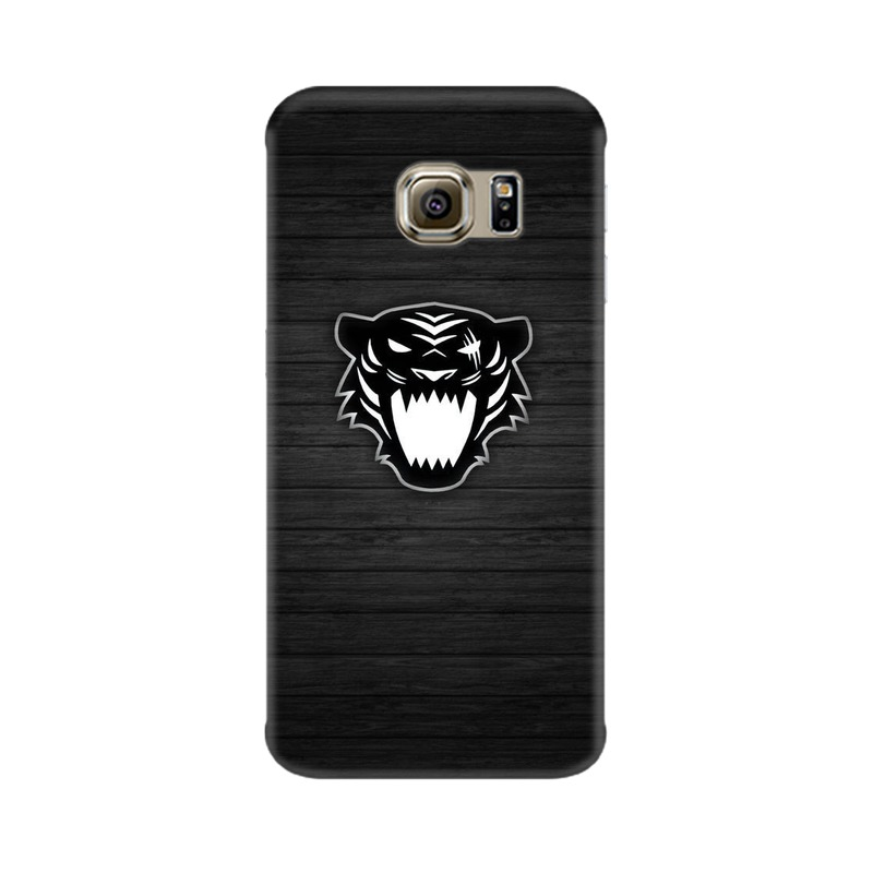 Black Panther Samsung Galaxy S6 Edge Mobile Cover Case