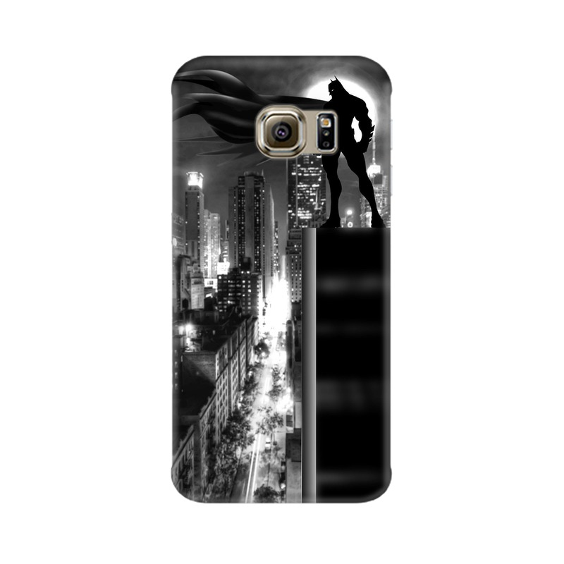 Batman Dark Knight Samsung Galaxy S6 Edge Mobile Cover Case